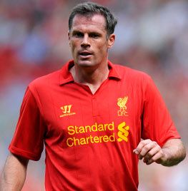 Jamie Carragher has offered a unique insight into the pressures that come with being at the heart of Liverpool Football Club for over 15 years.