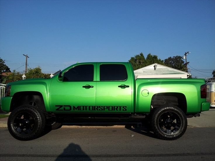 Chevrolet Silverado Truck