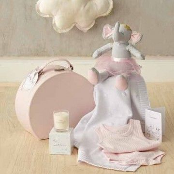 Baby Girl Gift Hamper Tilly Grace | Friday's Child Baby Gifts | Australia