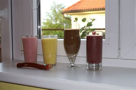 Napumpujte do sebe zdraví. Smoothies nejen pro běžce - iDNES.cz