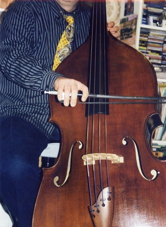Bow and Fingerings & much more also for JAZZ PLAYERS - Vito D.Liuzzi - THE CLASSICAL DOUBLE BASS (Il Contrabbasso classico)