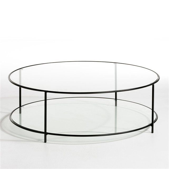 18 best tables basses images on pinterest couch table for Table basse round