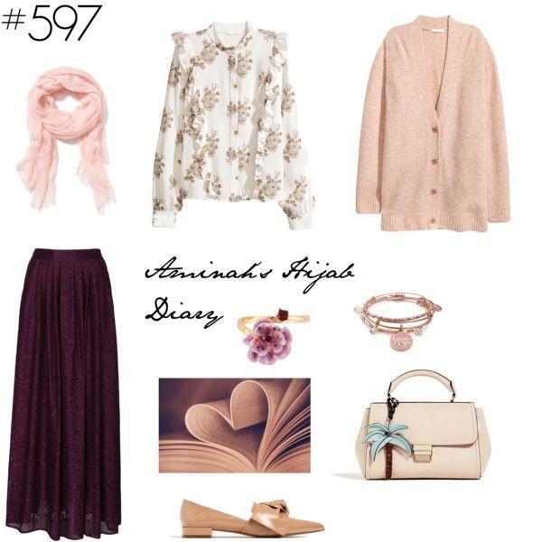 Aminah´s Hijab Diary - Spring 2017