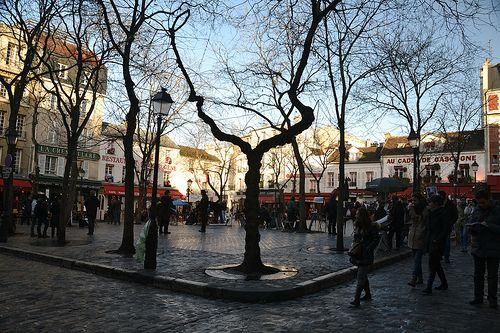 Place du Tertre  © Taky17