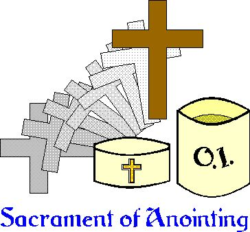 16 best pics of anointing of the sick images on pinterest a symbol symbol these are the primary symbols of anointing of the sick including the oil fandeluxe Choice Image