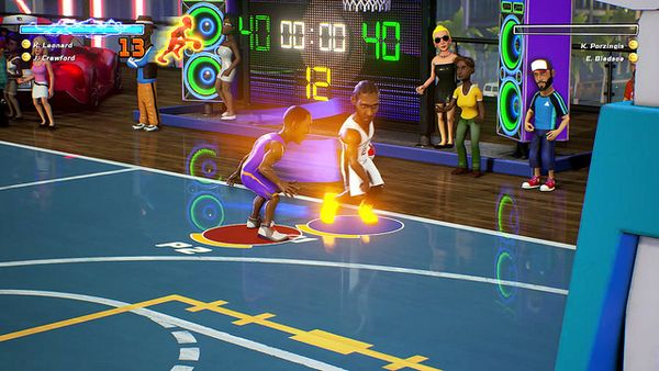 NBA Playgrounds' online features on Switch to come a few days after launch   Coming from a Nintendo Life interview with Saber Interactive...  The online play for NBA Playgrounds Switch will not be available at launch  it will arrive a few days after launch via an update. Once this update comes out the Switch version will have the exact same functionality as the PC PS4 and Xbox One version  this means you can connect with people online and play against them 1v1 and there are online…