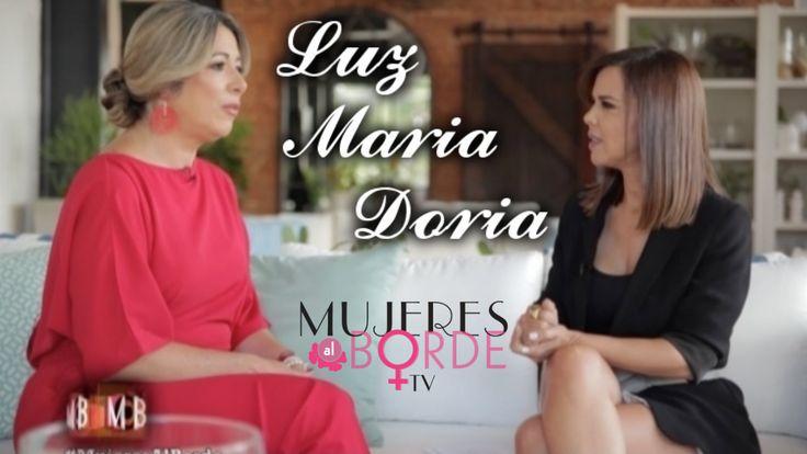 Luz Maria Doria Nos Cuenta Su Experiencia Cuando Ingresó A Despierta América  (1/4)