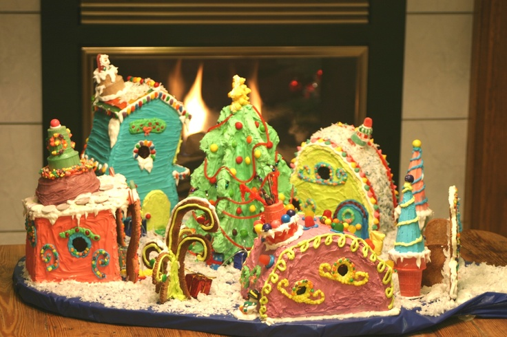 whoville christmas decorations - Bing Images