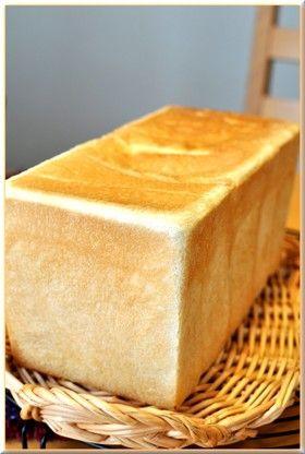 U字形成形で角食パン◇プルマンブレッド