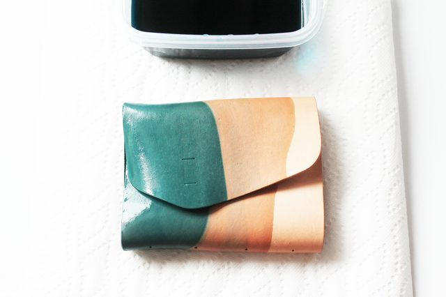 Some commercial leather dyes contain pigments that are toxic and should be used only with extreme caution. They can also be expensive. You can make your own leather dye, giving you better control over the color and the safety of the materials, in several ways.