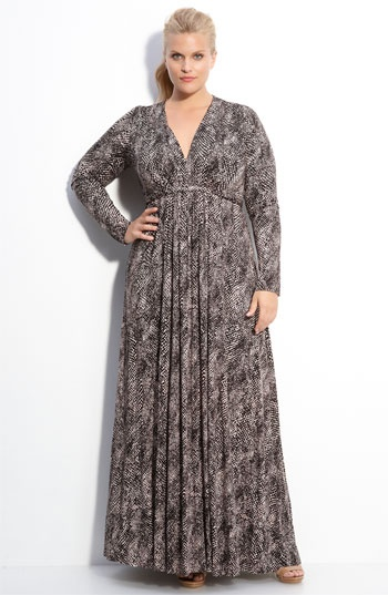 Rachel Pally Long Sleeve Maxi Dress (Plus) available at Nordstrom
