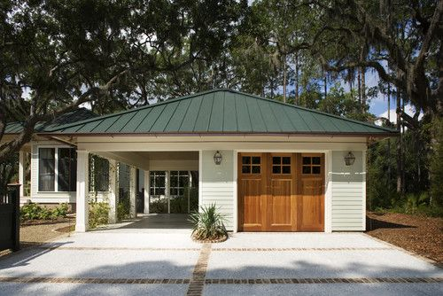 Johnson - traditional - garage and shed - charleston - Frederick + Frederick Architects