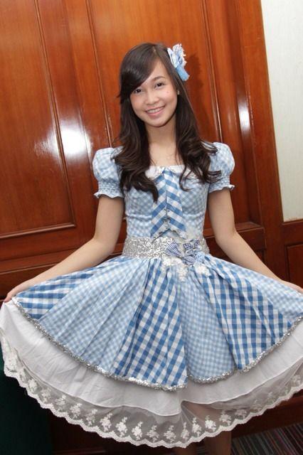 Nadila Cindi Wantari #JKT48 #AKB48