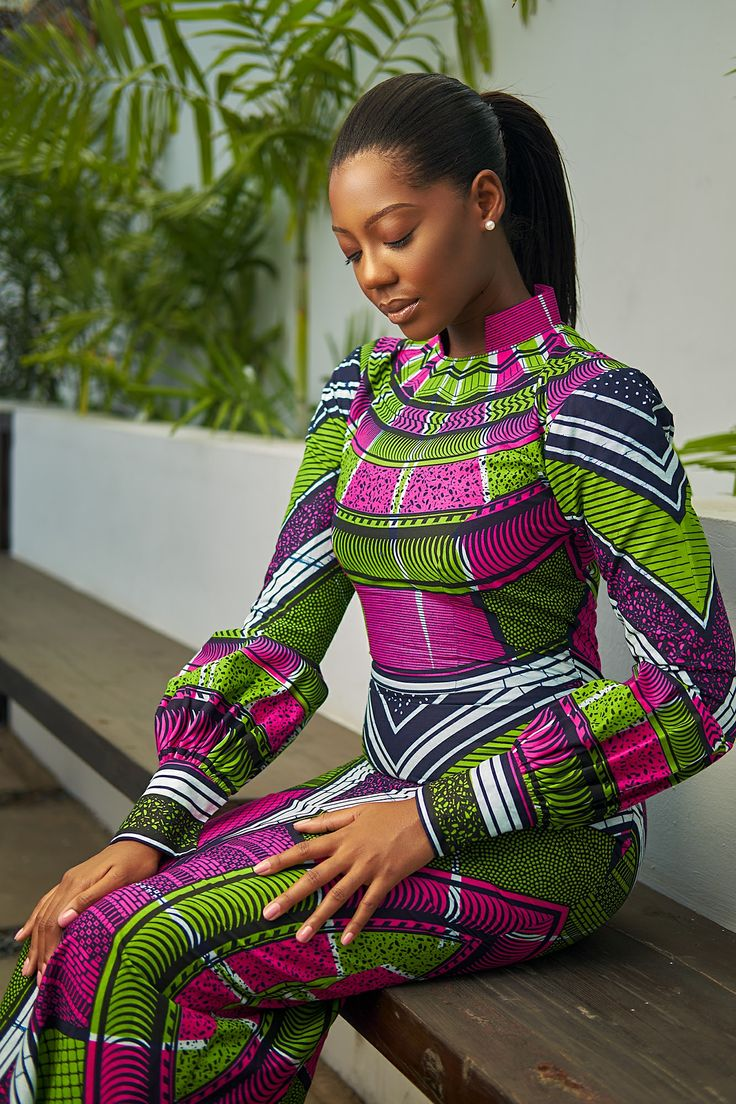 http://www.styledbyrida.com/style/ #Africanfashion
