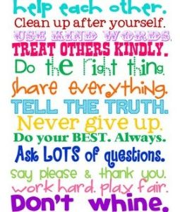 Class Rules: The Doors, Subway Art, For Kids, Life Rules, Class Rules, Houses Rules, Classroom Rules, Families Rules, Kids Rooms