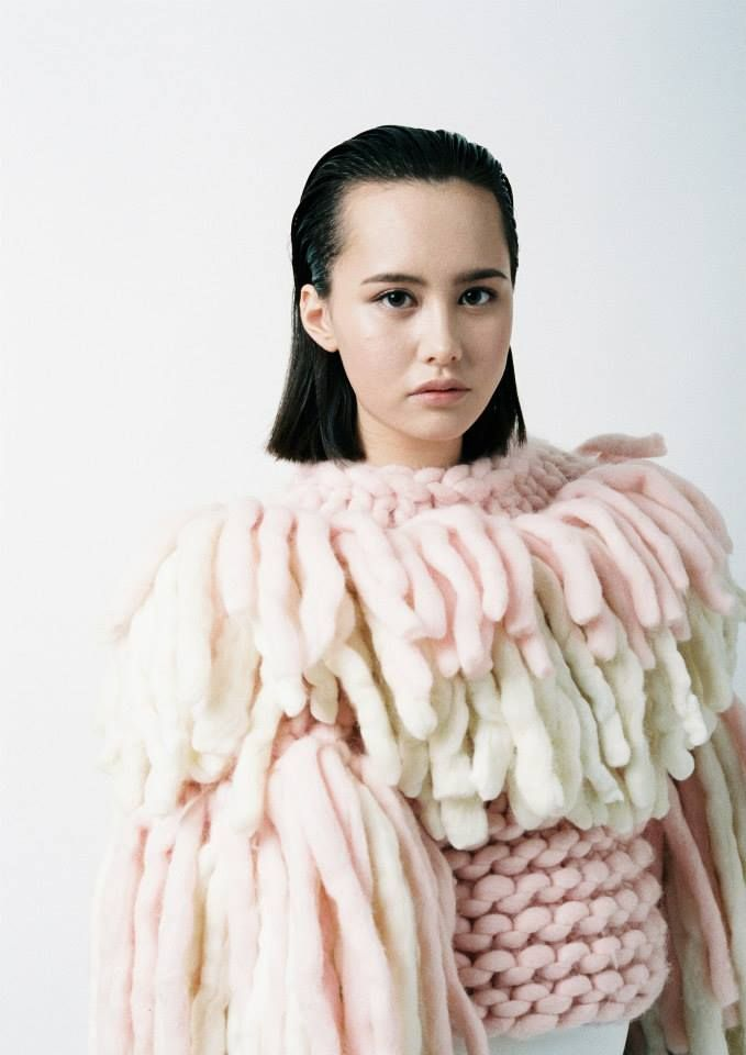 TJOCKT: TJOCKT & Fashion student Kim Giryung