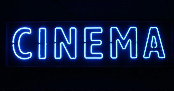 macs0647 jd movies neon signs cinema neon pinterest