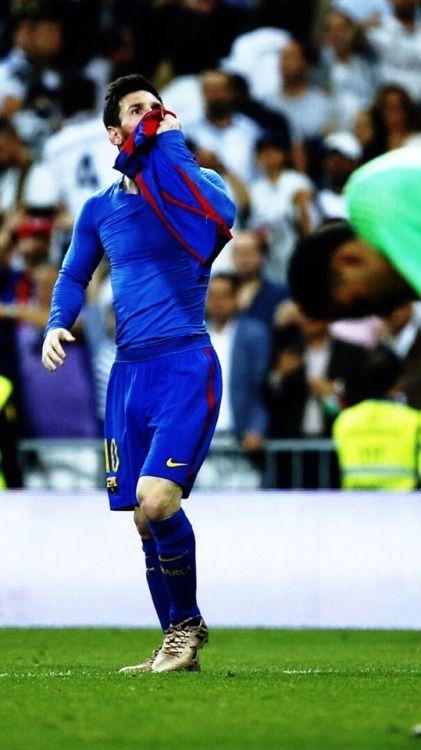 Leo Messi | King | El clasico | Barca vs Real | 23.04.2017