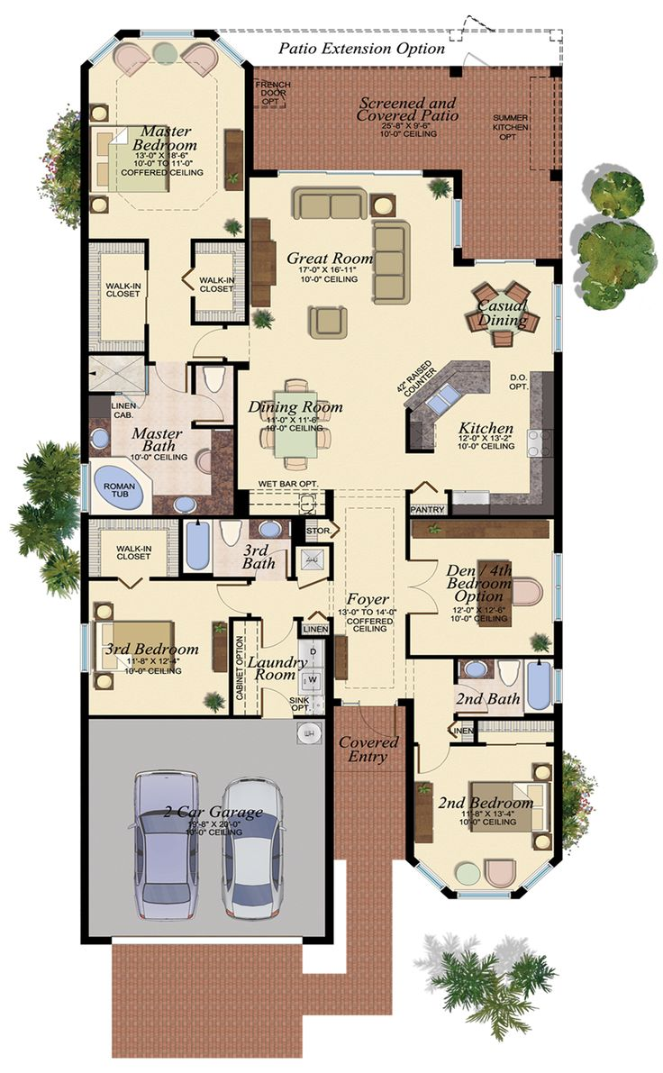 15 Best Lake Floor Plans Images On Pinterest Floor Plans