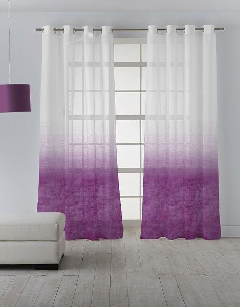 20 best images about decorar con telas ambientes actuales - Visillos para salones ...