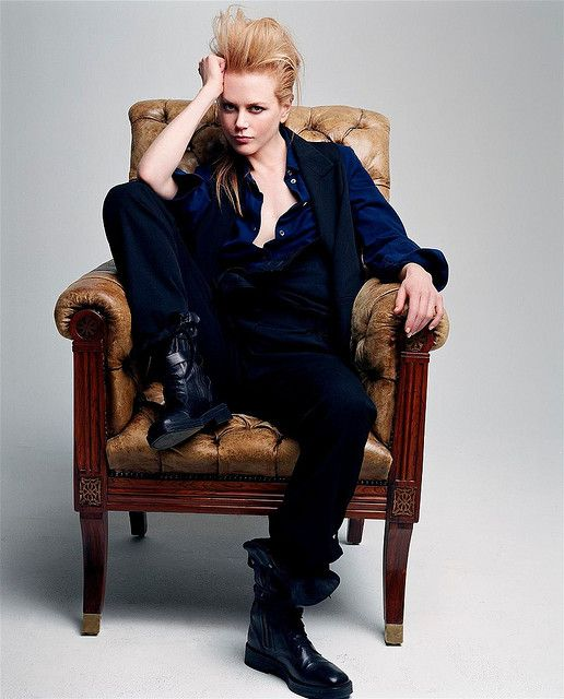 Nicole Kidman in HOT Craig McDean photoshoot@People by Kenzo*, via Flickr