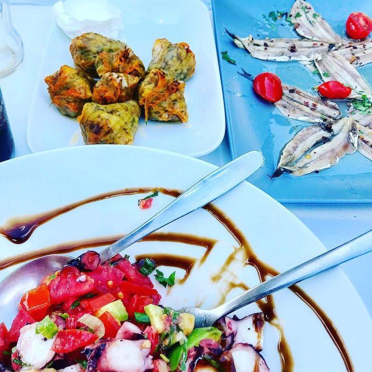 . . . . . #marathi #chania #greece #villaalas #deliciousfood