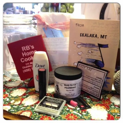 Cow Camp Craziness: Christmas Beauty Swap