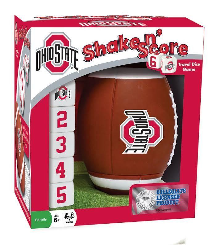 Ohio State Buckeyes Shake N' Score Game
