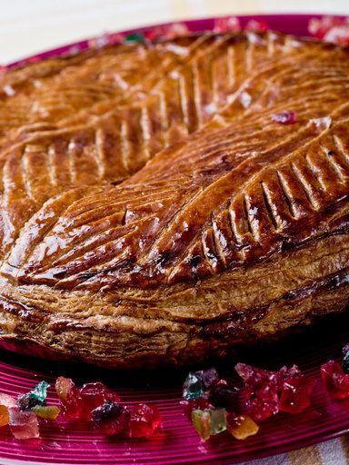 Galette des rois à la normande - Recette de cuisine Marmiton : une recette