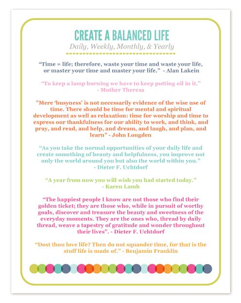 2013_LifePlanner_05_CreateABalancedLife_Side2_Creativity by Crystal