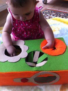 fieltro montessori bebe - Buscar con Google