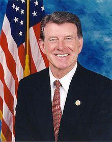 Governor Butch Otter (Idaho)