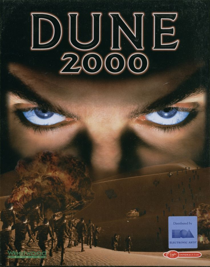 pc games dune forward dune 2000