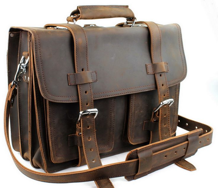 Vagabond Traveler - Full Grain Leather Bags and Accessories