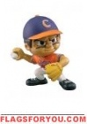 "Clemson Tigers Lil' Teammates Series 1 Pitcher 2 3/4"" tall"
