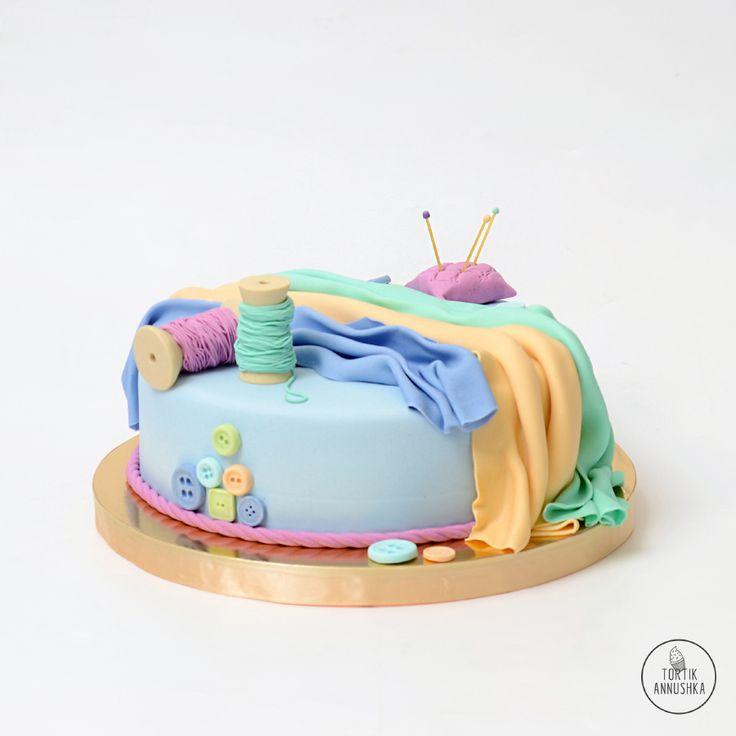 Торт Лего Снежный дом №1803 на заказ в Москве