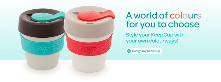 KeepCup, #coffee cup, #KeepCup: 1 000 Cups, Gift Ideas, Cups Mugs, Coffee Cups, Color Combinations