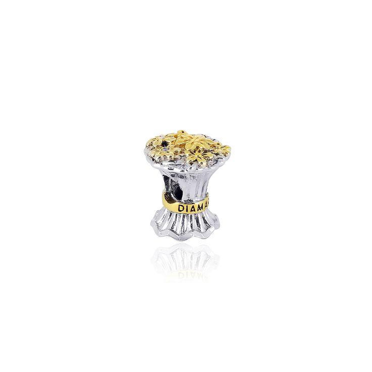 » Подвеска-перлина «Букет невесты»