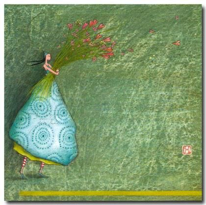 Gaëlle Boissonnard--A bunch of hearts