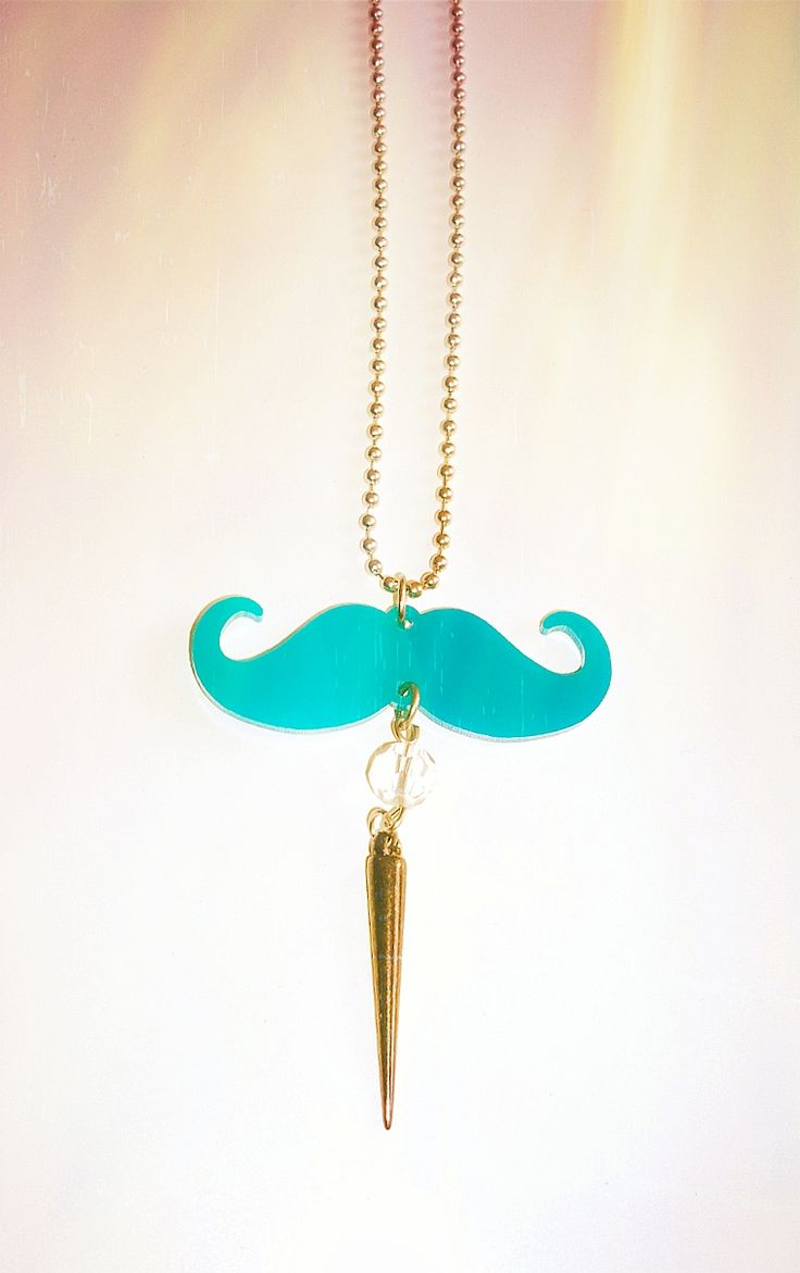 New Moustache!