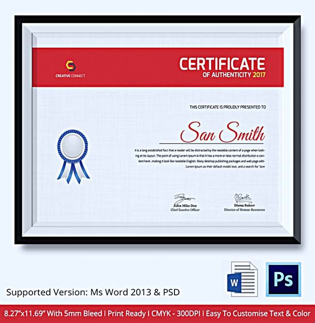 , Certificate of Authenticity Template: What Information to Include? , Certificate of Authenticity template is likely to be a guarantee for your original art collections. It protects your valuable collections from the imitation products. Check more at http://templatedocs.net/certificate-of-authenticity-template