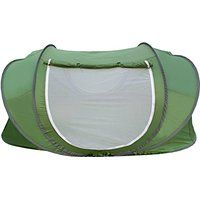 Today's Deals Generic Large Space Family 2 Person Tent Green sale