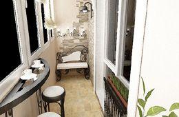 Все реже в российских квартирах встречаются балконы, используемые в качестве склада ненужных вещей, и все чаще балкончики и лоджии превращаются в уютную комнту отдыха, удобный кабинет или цветочный са...