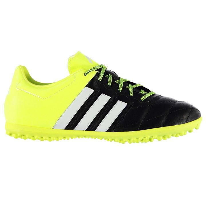 adidas   adidas Ace 15.3 Leather Mens Astro Turf Trainers   Mens adidas Ace 15 Football Boots