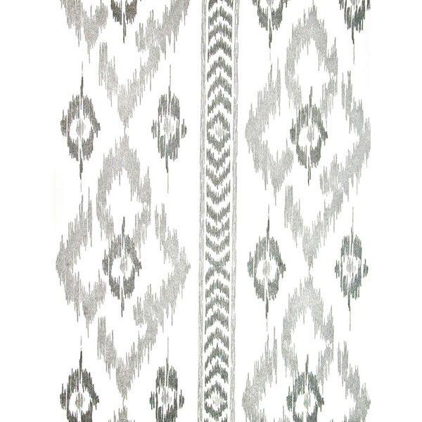 Bernard Thorp Chevron Diamond Wallpaper ($60) ❤ liked on Polyvore featuring home, home decor, wallpaper, backgrounds, patterns, white wallpaper, ikat wallpaper, chevron pattern wallpaper, zig zag wallpaper and white pattern wallpaper