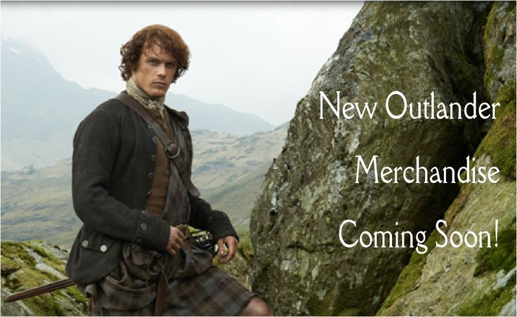 """""""Outlander Licensed Merchandise On Its Way!"""" -- The click-through is a list from Jan. 2015, but http://www.toynews-online.biz/news/read/hit-tv-series-outlander-enters-the-toy-space-with-board-game-and-collectables/045759 is from Dec. 2015 and talks of new board game and collectables coming."""