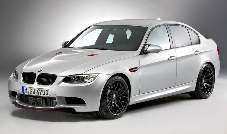2012 BMW M3 CRT