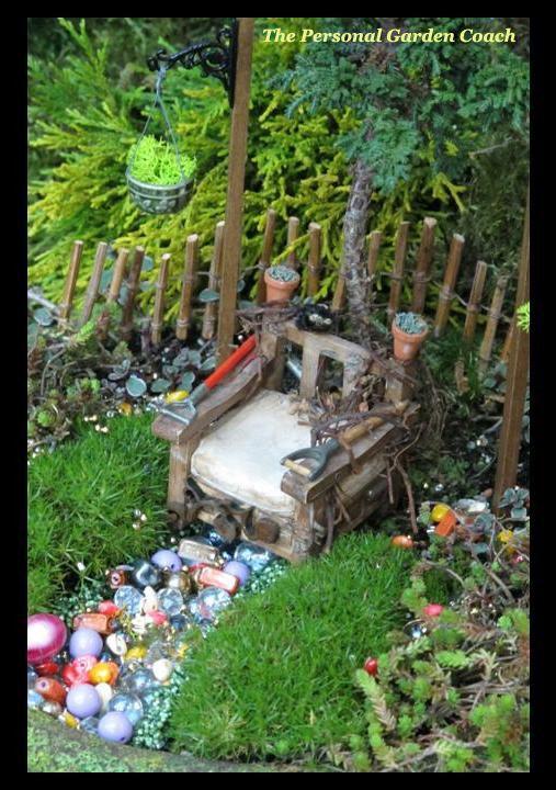 TwoGreenThumbs.com: Ferris Gardens, Ideal Gardens, Fairies Gardens, Faerie Gardens, Gardens Miniatures, Fantasy Gardens, Interesting Gardens, Inside Gardens, Gardens Fairies