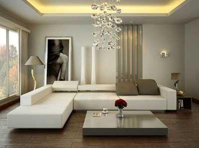 25 best ideas about salas decoradas modernas on pinterest - Paredes decoradas modernas ...