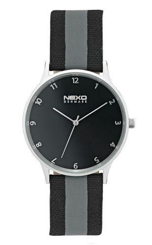 Aksel - Black/Grey